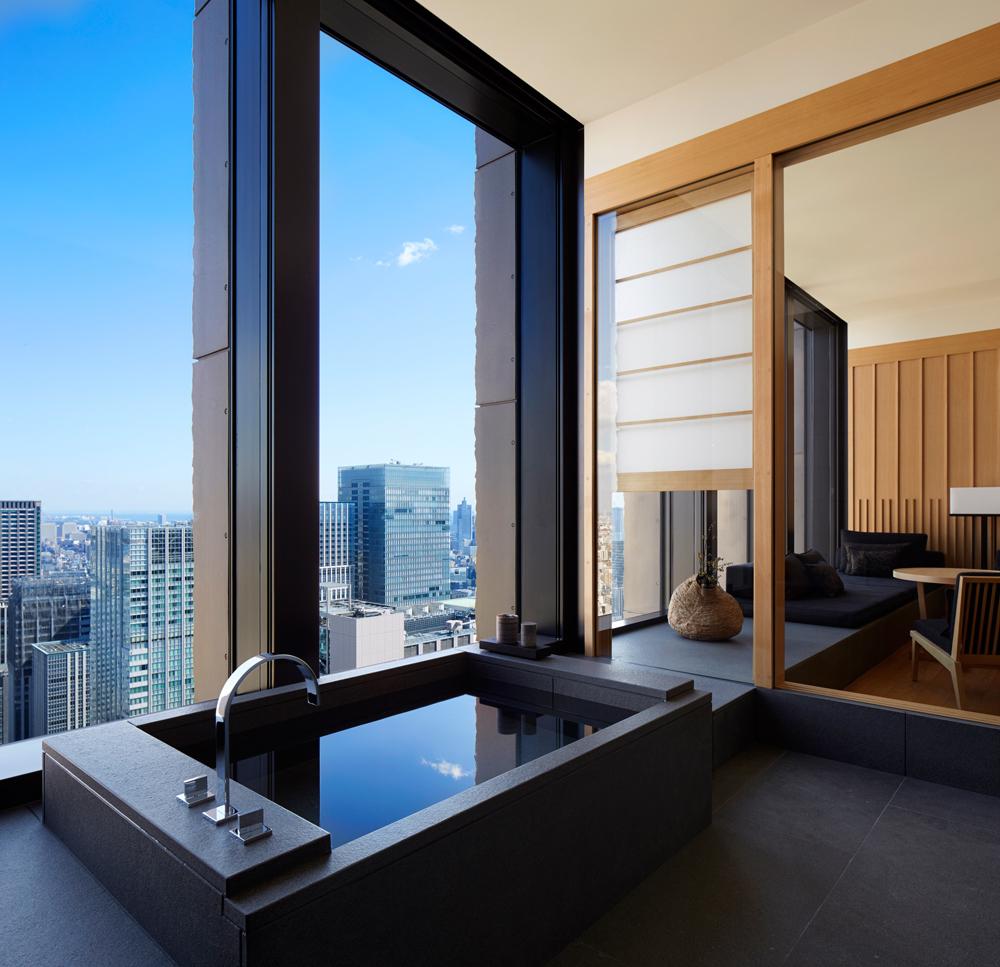 Aman Tokyo 1