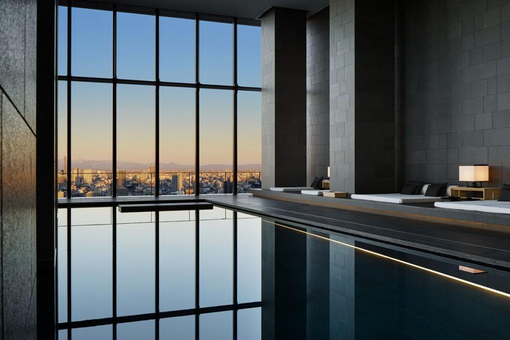 Hotel Aman Tokyo ♥ TM Travel