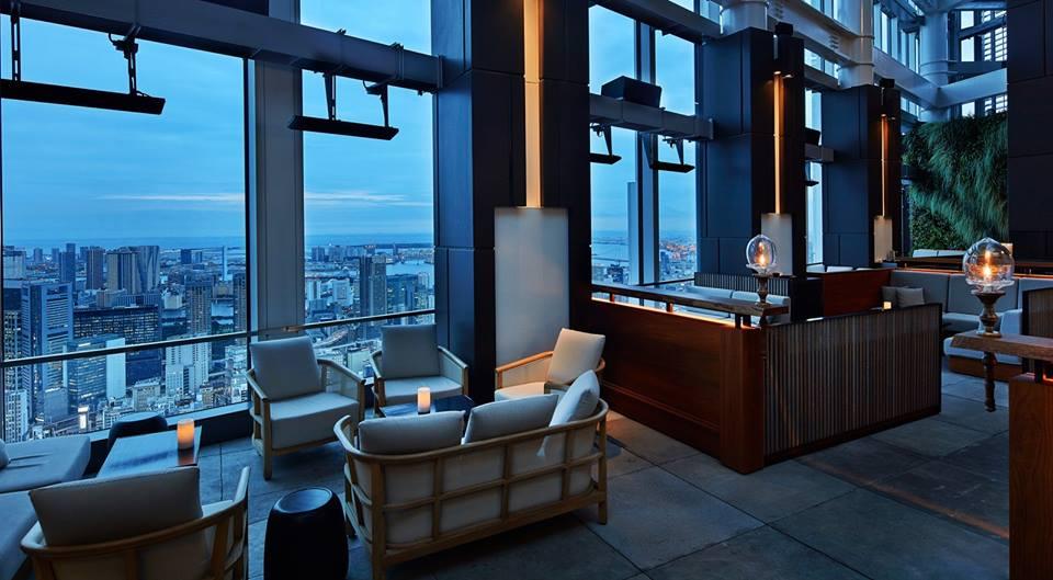 Andaz Tokyo Toranomon Hills ♥ TM Travel ♥ Alê Verna