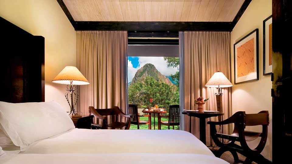 Belmond Sanctuary Lodge - Machu Picchu