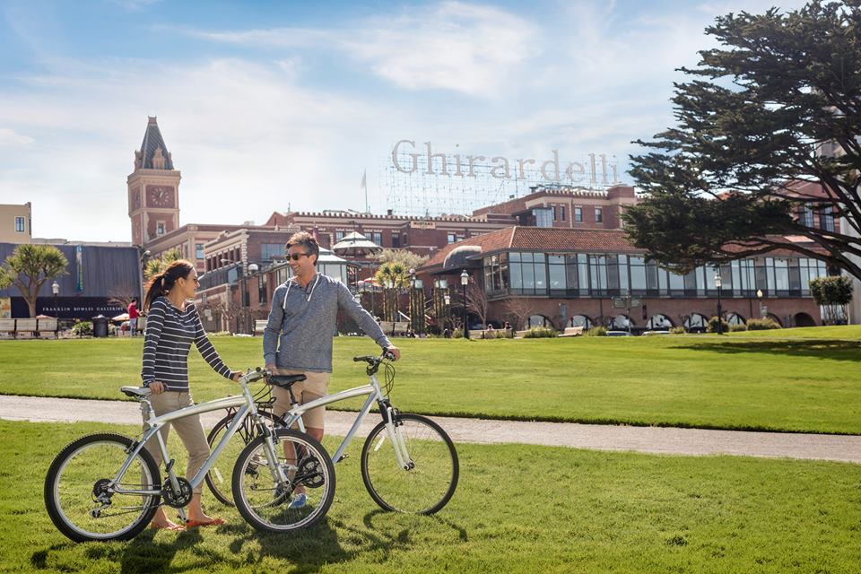 Fairmont Heritage Place, Ghirardelli Square ♥ TM Travel