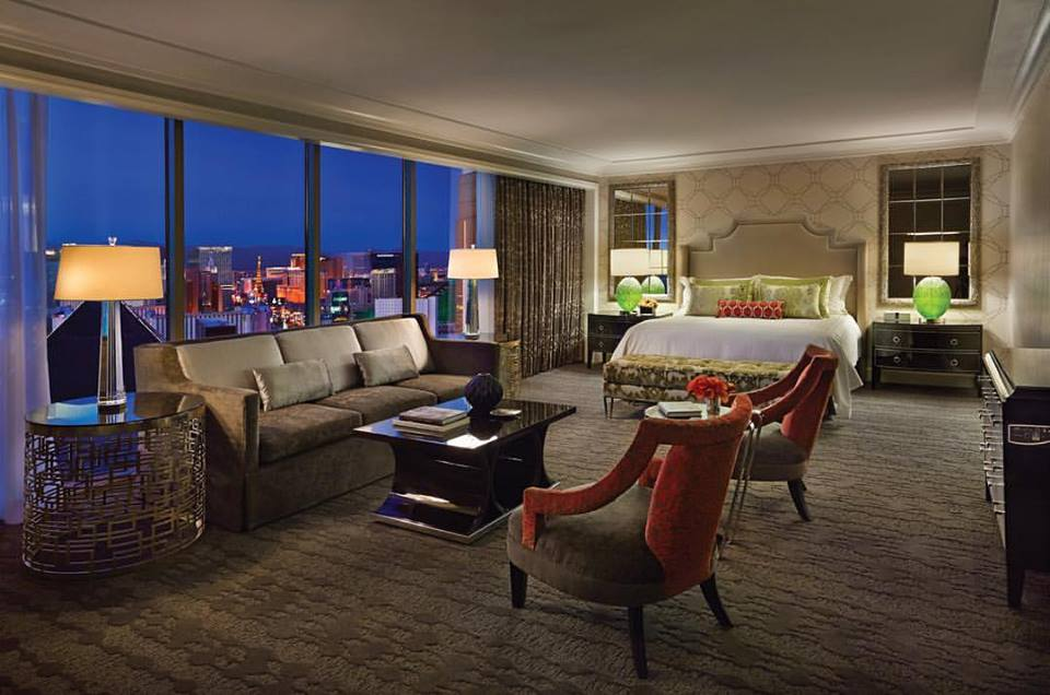 Four Seasons Hotel Las Vegas ♥ TM Travel