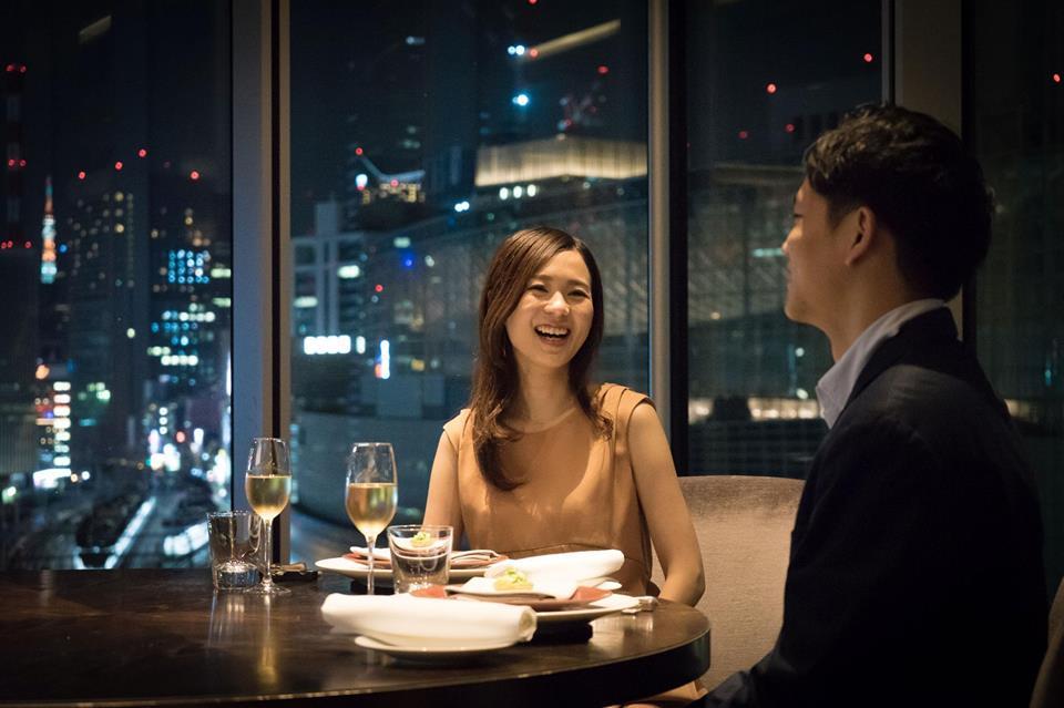 Four Seasons Hotel Tokyo – Marunouchi ♥ TM Travel
