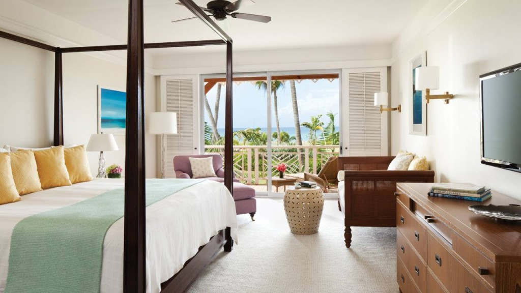 Four Seasons Resort Nevis ♥ TM Travel