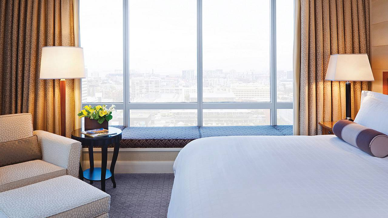 Four Seasons Hotel San Francisco ♥ TM Travel