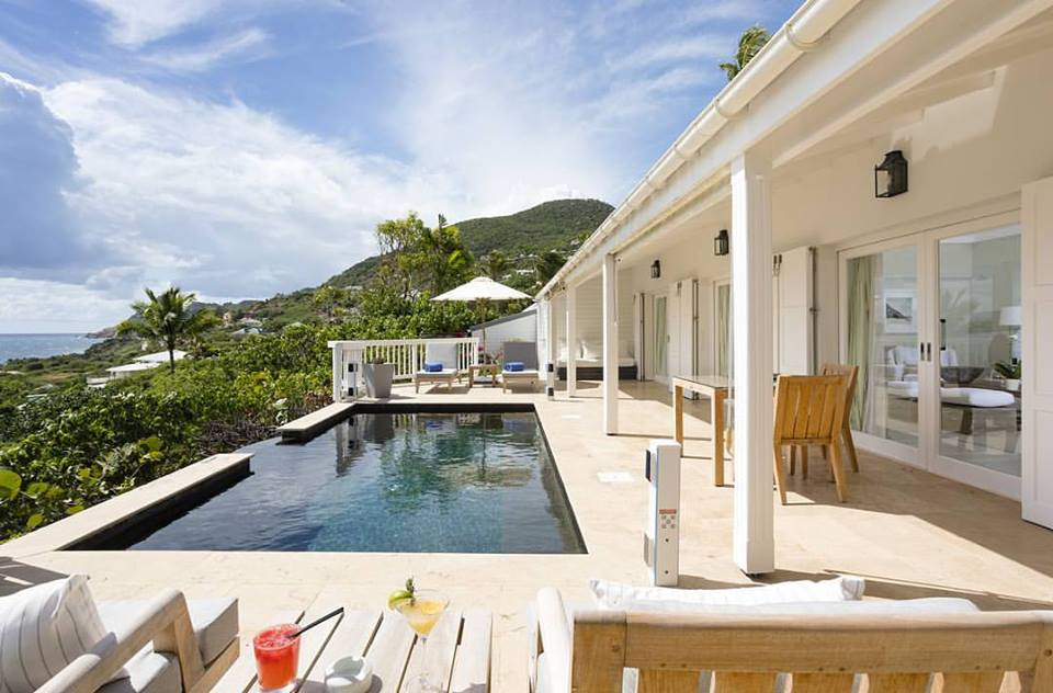 Hôtel Le Toiny St Barth ♥ TM Travel