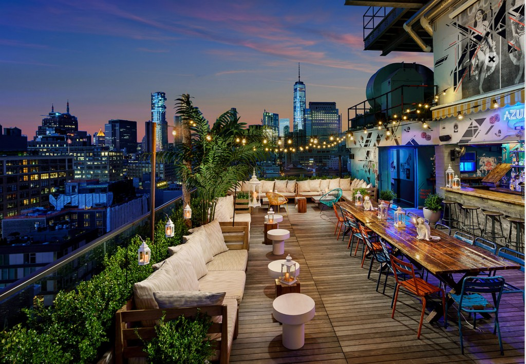 Hotel Hugo, New York ♥ TM Travel