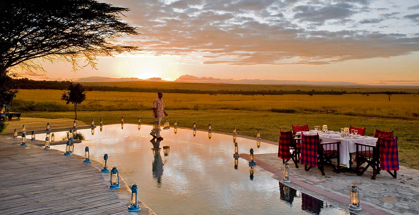 Kichwa Tembo Bateleur Camp ♥ Lua de Mel ♥ TM Travel