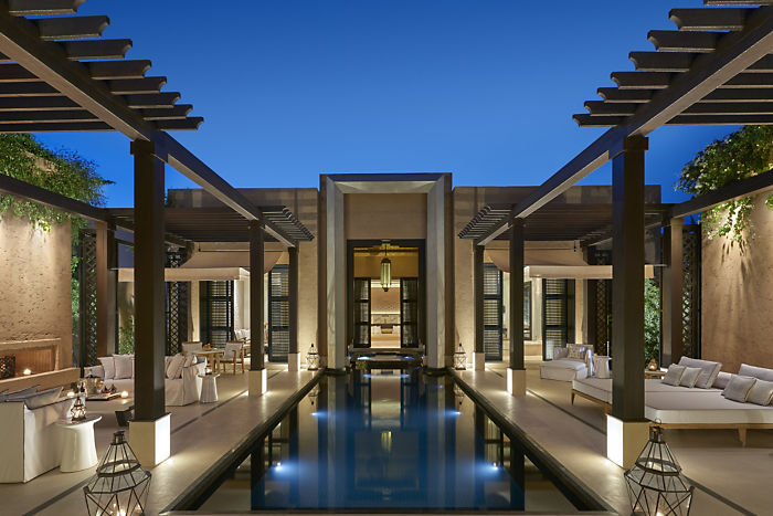 Mandarin Oriental, Marrakech ♥ TM Travel