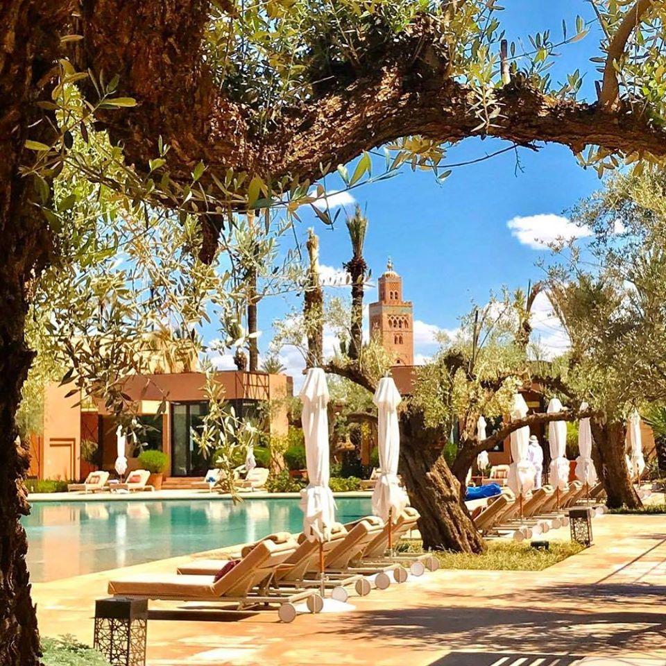 Royal Mansour Marrakech ♥ TM Travel