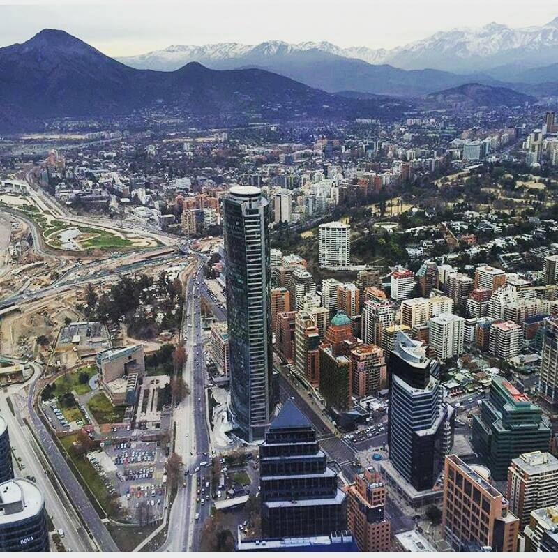 Santiago do Chile ♥ Lua de Mel ♥ TM Travel