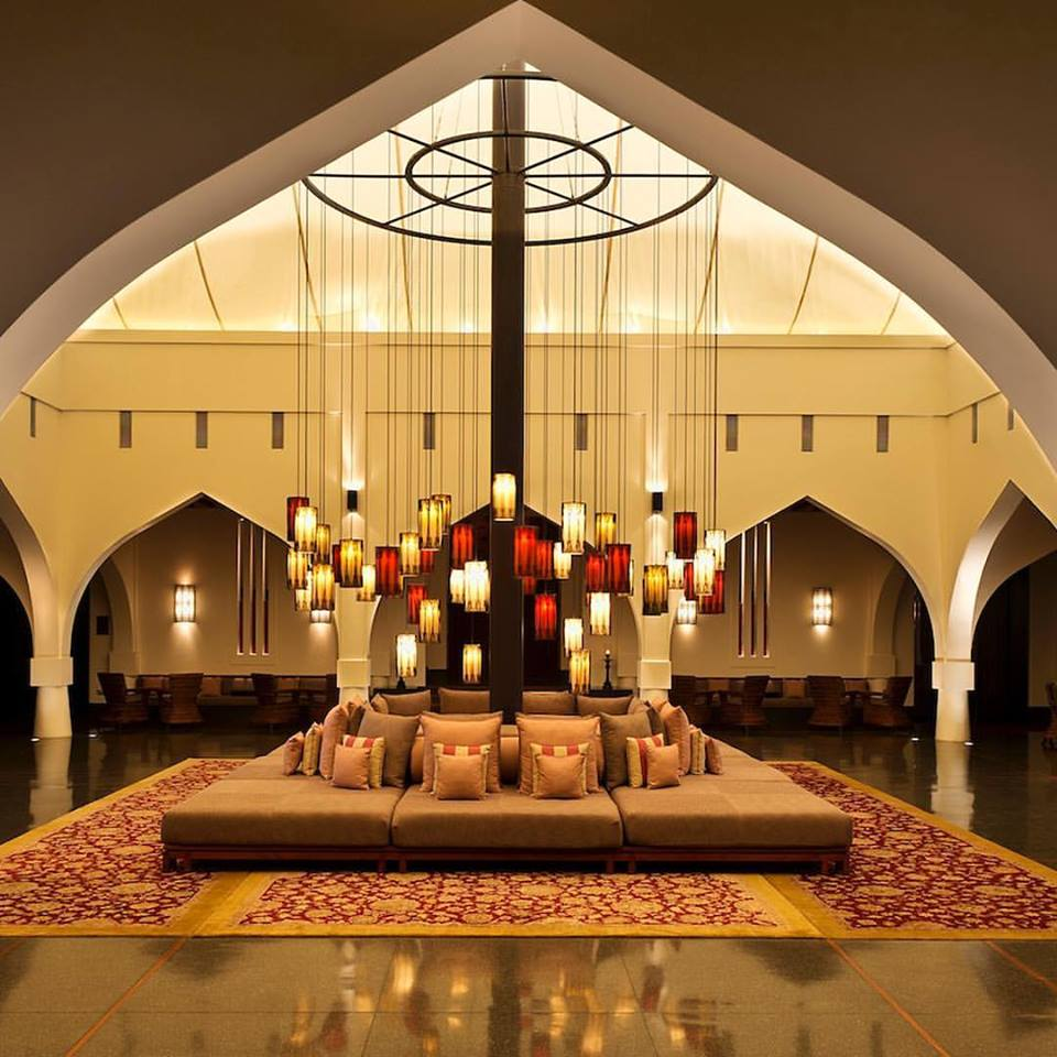 The Chedi Muscat ♥ TM Travel