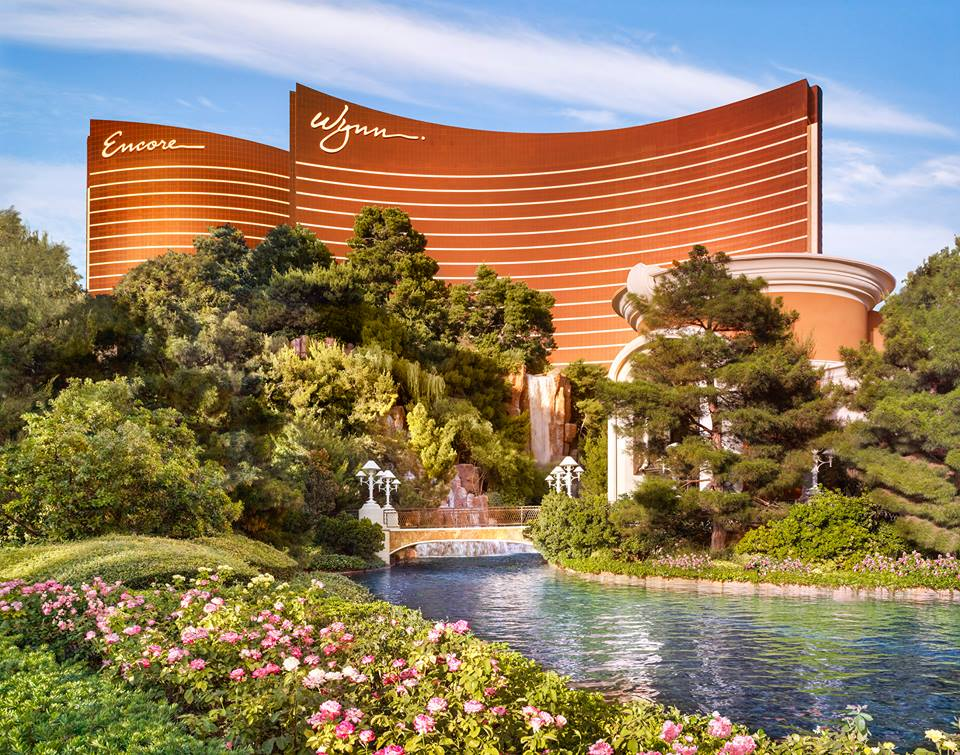 Wynn Las Vegas ♥ TM Travel