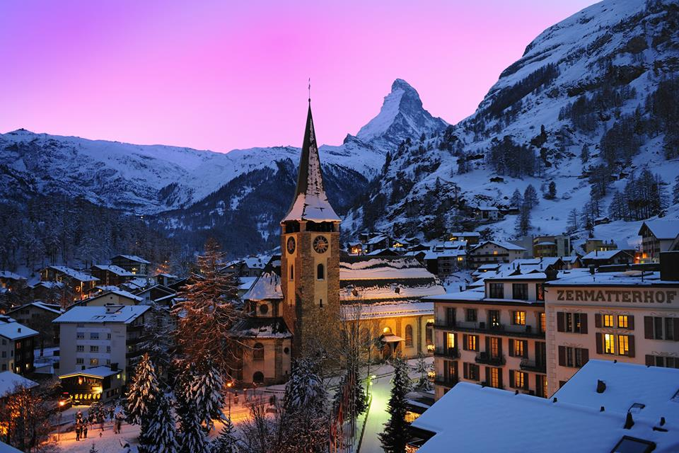 Zermatt ♥ TM Travel