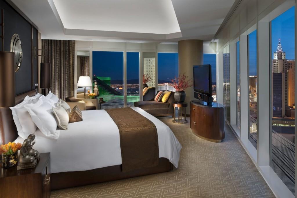 Mandarin Oriental, Las Vegas ♥ TM Travel